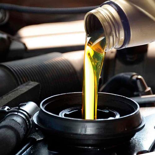 Huolto ja öljynvaihto